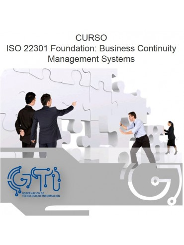 ISO 22301 Foundation: Business Continuity Management Systems