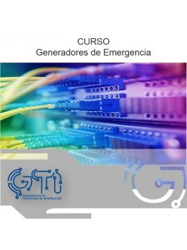 Generadores de Emergencia