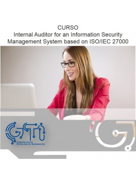 Internal Auditor for an Information Security Management System based on ISO/IEC 27000