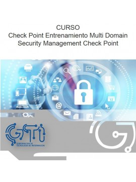 Check Point Entrenamiento Multi Domain Security Management Check Point