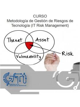Taller Metodología de Gestión de Riesgos de Tecnología (IT Risk Management)