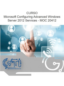 Microsoft Configuring Advanced Windows Server 2012 Services - MOC 20412