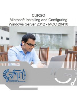 Microsoft Installing and Configuring Windows Server 2012 - MOC 20410