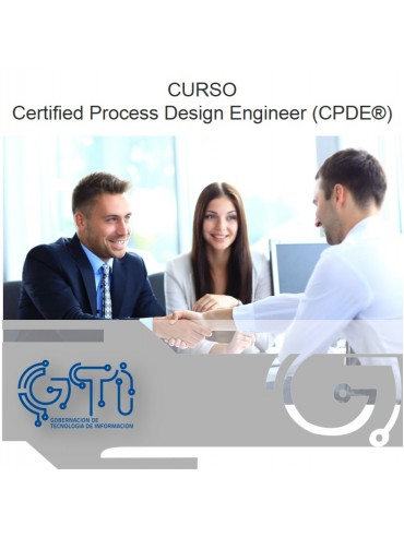 Certified Process Design Engineer (CPDE®)