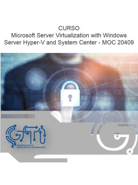 Microsoft Server Virtualization with Windows Server Hyper-V and System Center - MOC 20409