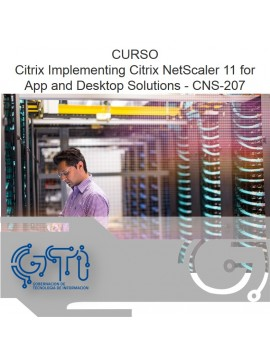 Citrix Implementing Citrix NetScaler 11 for App and Desktop Solutions - CNS-207