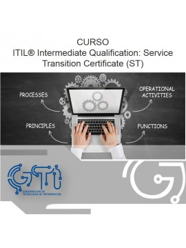 ITIL® Intermediate Qualification: Service Transition Certificate (ST)