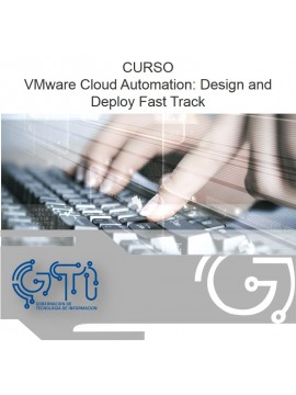 VMware Cloud Automation: Design and Deploy Fast Track