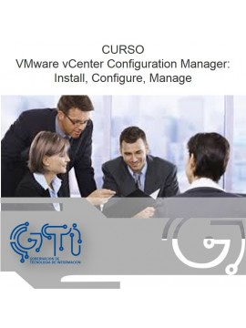 VMware vCenter Configuration Manager: Install, Configure, Manage