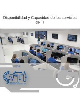 Disponibilidad y Capacidad de los servicios de TI