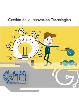 Gestión de la Innovación Tecnológica