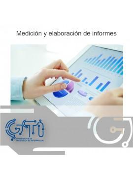 Medición y elaboración de informes