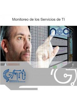 Monitoreo de los Servicios de TI
