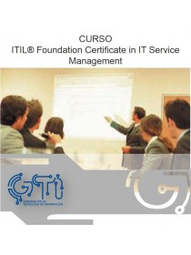 ITIL® Foundation Certificate in IT Service Management