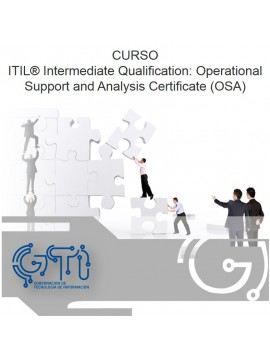 ITIL® Intermediate Qualification: Operational Support and Analysis Certificate (OSA)