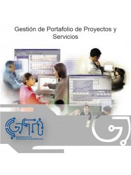 Gestión de Portafolio de Proyectos y Servicios