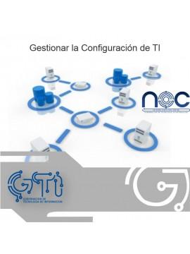 Gestionar la Configuración de TI